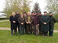Účastníci memorialu s víťazom